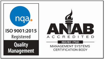 ISO 9001 Certified Manufacturer